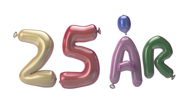 25 år PiiGAB fyller 25 år, välkomna att fira! | PiiGAB 25 år